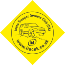 Isuzu Trooper Owners Club UK - .png image (no background)